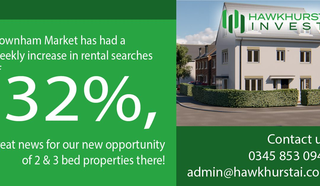 Opportunity Knocks in for Buy to Let Investment
